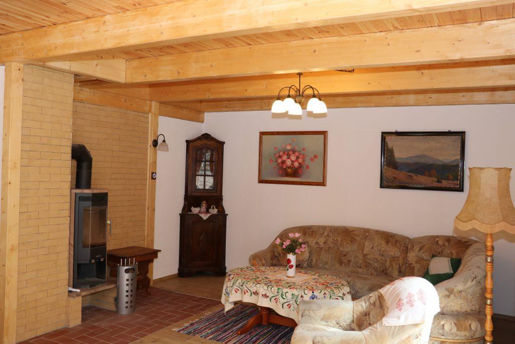 Bild Wohnzimmer, Ferienhaus, Ferienwohnung
